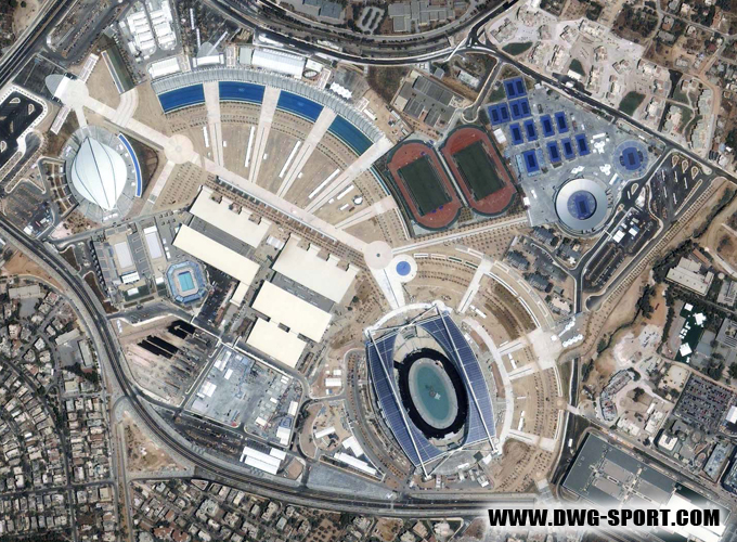 Athens Olympic Sports Complex (OAKA) Афины-2004