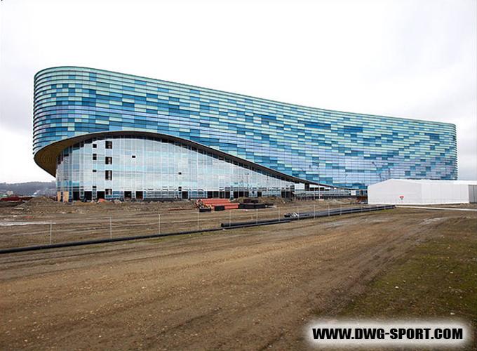 Дворец зимнего спорта «Айсберг» 12000 мест